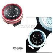Компас Vixen Metalic Compass Red WP (made in japan), код 42031