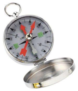 Компас Vixen Metal Pocket Compass (made in japan), код 42024