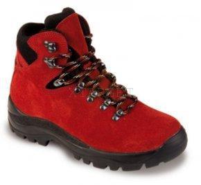 Ботинки трекинговые TALUNG 02 red, р.40, код TRITAL-02-6.5