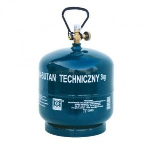 Газовый баллон GZWM S.A.  BT-3 Camping cylinder  (7,2L), код BT-3