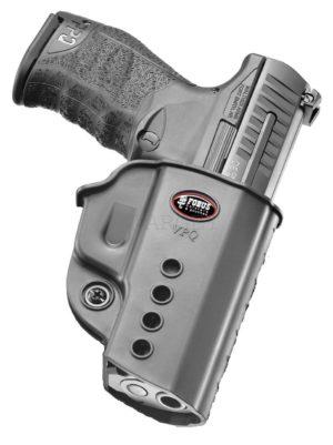 Кобура Fobus для HK VP9, Walther PPQ с креплением на ремень, код 2370.22.94