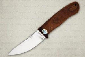 Нож АиР Горностай, орех, код Z12.9.21.129