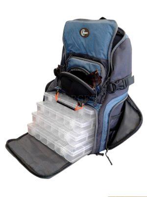 Рюкзак рыбака Ranger  bag  5  ( с чехлом для очков), код BG 4512
