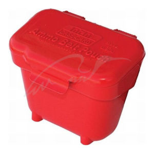 Коробка MTM Ammo Belt Pouch для патронов кал. 22 LR; 22 WMR и 17 HMR с креплением на пояс, код 1773.06.73