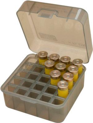 Коробка MTM Dual Gauge Shotshell Case универсальная на 25 патронов 12/16/20 кал., код 1773.08.91