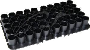 Подставка MTM Shotshell Tray на 50 глакоств. патронов 20 кал, код 1773.08.98