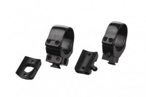Крепление кольца для SAUER 303, кольца 30 мм, высокие, код 790030.15