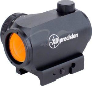 Прицел коллиматорный XD Precision RS с компенсатором высоты (hight), код 1525.00.23