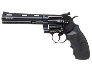 Револьвер пневматический Diana Raptor. Длина ствола – 6 дюймов, код 377.03.14