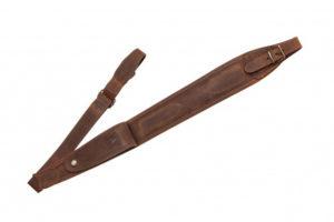 Ремень ружейный из кожи нескользящий с патронташем Artipel, код BR07/P
