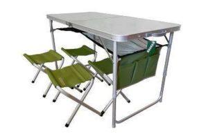 Комплект мебели складной Ranger TA 21407+FS21124, код RA 1102