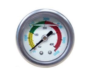 Манометр для насоса высокого давления, код Z9.6.026