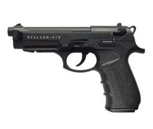 Пистолет стартовый STALKER 9 мм мод. 918 (черный), код Z21.1.015