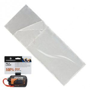 Вкладыш для спального мешка Ferrino Liner Silk SQ White, код 925720