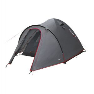Палатка High Peak Nevada 5 (Dark Grey/Red), код 925390