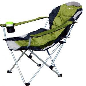 Кресло-шезлонг Ranger FC 750-052, зеленое, код RA 2221