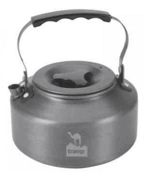 Туристический чайник Tramp анодированный, 1.1 литр, код TRC-036