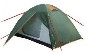 Палатка Totem Tepee, 2-х местная, зеленая, код TTT-020