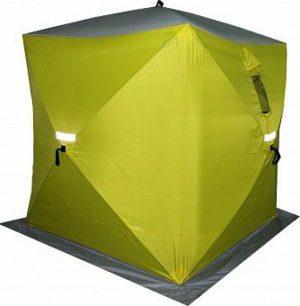 Зимняя палатка Tramp Сахалин 2, 160смх160смх180см, код Сахалин 2