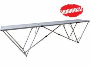 Стол складной Tramp TRF-007, 298x60x80, код TRF-007