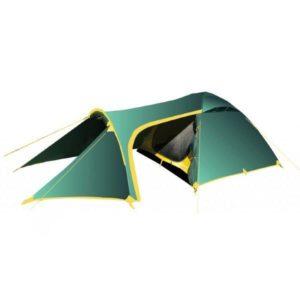 Палатка Tramp Grot v2, 3-х местная, код TRT-036