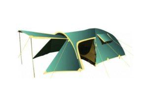 Палатка Grot В v2, 4-х местная, код TRT-037