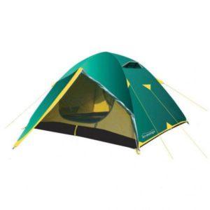 Палатка Tramp Nishe 3 v2, 3-х местная, код TRT-054