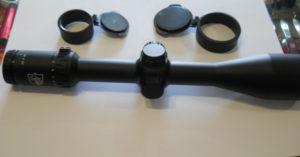 Оптический прицел CCOP SCP F 4-20×50 SI D30 (780г, 38 см) сетка MilDot, кольца W, 1фокальная, код 42050