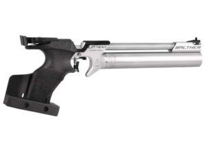 Пистолет Walther LP400 Club Air Pistol, Ambi Grip, S-L, код 2802503