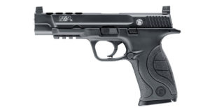 Пистолет Smith & Wesson performance center ported m&p9l Sport Edition, к. 4,5 мм ВВ, 100 м/с с блоубэк, код 5.8349