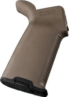 Рукоятка пистолетная Magpul MOE+GripAR15-M16, цвет песочный, код 3683.04.92