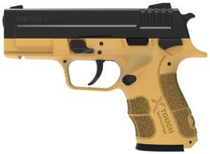 Пистолет стартовый Retay X1 9мм.,  цвет sand, код 1195.08.03