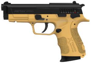 Пистолет стартовый Retay XPro 9мм, цвет sand, код 1195.08.06