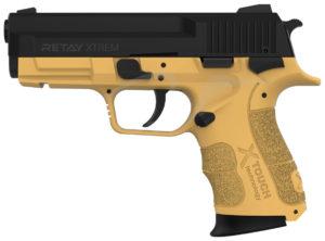 Пистолет стартовый Retay XTreme 9 мм, цвет sand, код 1195.08.09