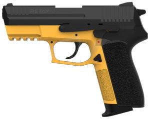 Пистолет стартовый Retay S20 9 мм., цвет sand, код 1195.08.21
