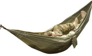 Гамак Snugpak Tropical 275х135 см до 175 кг. ц:olive, код 1268.12.62