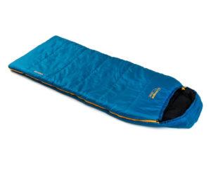Детский спальный мешок Snugpak Basecamp Explorer , синий. Весна-лето., код 1568.10.60