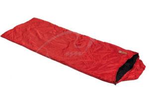Спальный мешок Snugpak Travelpak Traveller; ц: красный. Диапазон температур: Комфорт +7°С; экстрим +2°С, код 1568.12.21