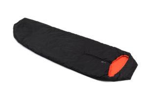Спальный мешок Snugpak Adventure; ц: черный. Диапазон температур: Комфорт +5°С; экстрим 0°С, код 1568.12.22