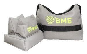 Упор для стрельбы SME, набор стрелковых подушек (без наполнителя), код 1204.00.45