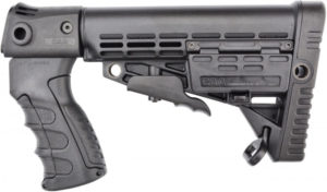 Обвес тактический CAA для Rem 870, пистолетная ручка, приклад с адаптером, код 1676.04.15