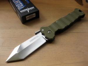 Нож Cold Steel Immortal , S35VN, оливковый