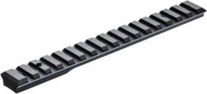 Планка СЕМ Weaver стальная (для Sauer 100, Haenel Jaeger, Remington 700LA, Mauser M18)