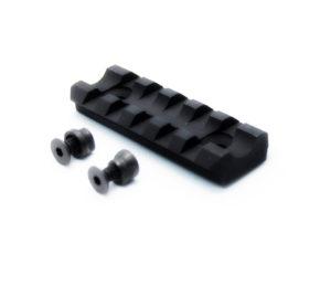 Планка Вивера L 60 мм Key Mode для цевья, код 600027