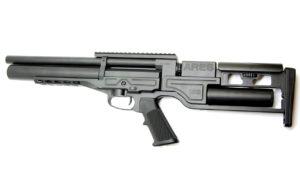 Пневматическая PCP винтовка ME ARES,  калибр 4.5 мм, ствол Lothar Walther