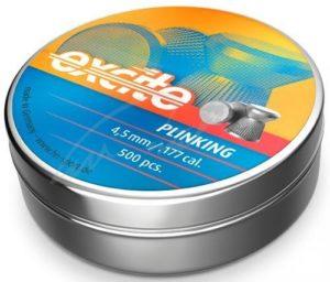 Пули пневматические H&N Excite Plinking, 500 шт/уп, 0,47 г, 4,5 мм