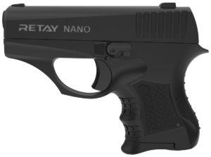 Стартовый пистолет Retay Nano 8 мм