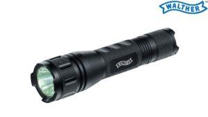 Тактический фонарь Walther Tactical XT2, CR123, 600 Lumen, дальность луча 200 метров
