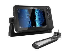Эхолот Lowrance HDS-9 Live Active  Imaging (в комплекте датчик Active Imaging 3 in 1)