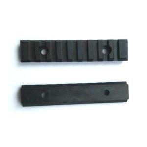 Планка Weaver 125 мм (Сталь) h = 9 мм